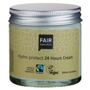 Fair Squared, Argan Hydro Protect 24 Hours cream Zero Waste, 50 ml.