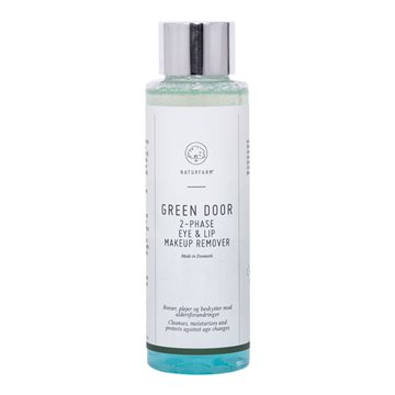 Naturfarm, Green Door Makeup Remover, 100 ml.