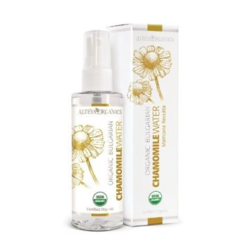 Alteya Organics, Chamomile Water, 100 ml.