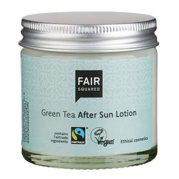 Fair Squared, Green Tea After Sun Lotion, 50 ml.