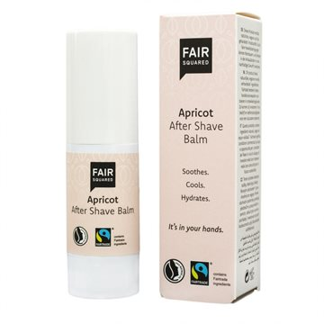 Fair Squared, Apricot Aftershave Balm Woman, 30 ml.