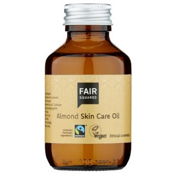 Fair Squared, Almond Skin Care Oil, 100 ml.