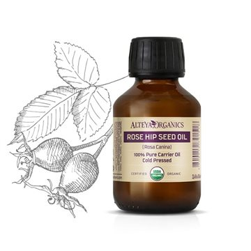 Alteya Organics, Bio Rosehip Oil, 50 ml.