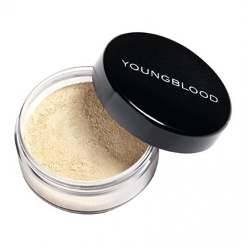 Youngblood, Loose Mineral Rice Setting Powder - Light, 1 stk.